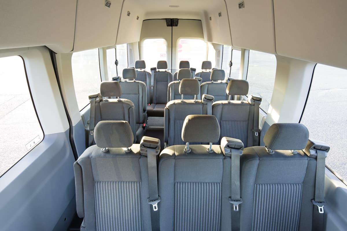 Transit XL 8