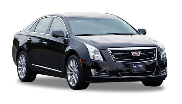 luxury prom sedan