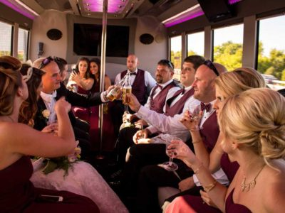 4 Reasons Why You Should Choose Kevin Smith Transportation Group When Looking for Wedding Transportation