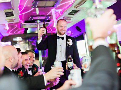 wedding limo service bucks county pa