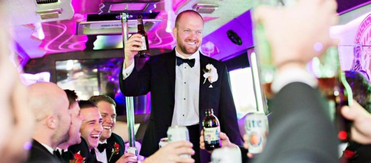 wedding limo service bucks county pa