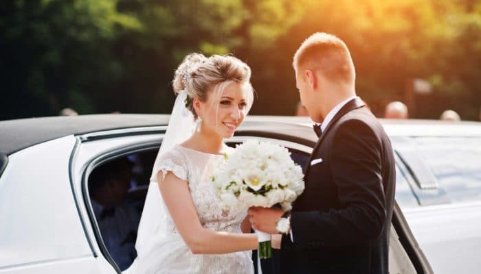wedding transportation tips
