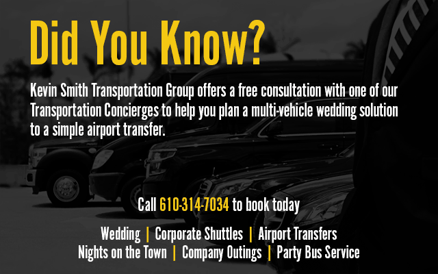 limo service kevin smith group