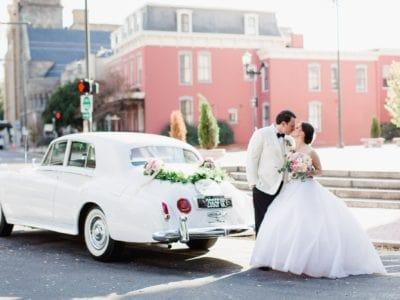 Kevin Smith Transportation Group Arranges Transportation For Wedding Day Festivities