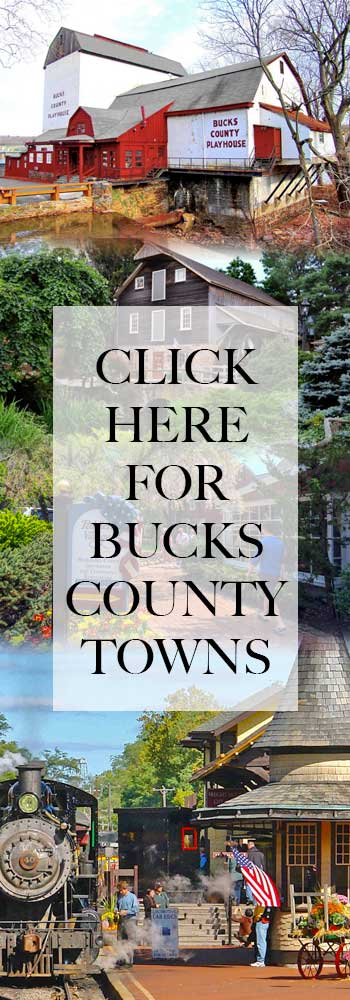 bucks county towns