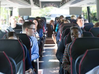 6 Reasons Why Corporate Shuttles are Delivering Better Employees