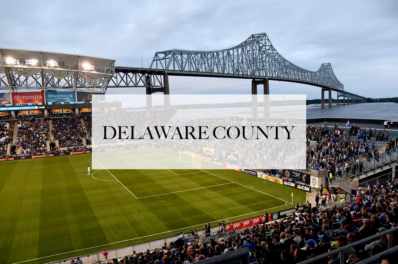 delaware county limo service