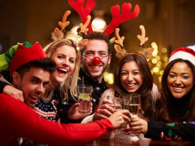 Holiday Party Transportation - 4 Great Ideas
