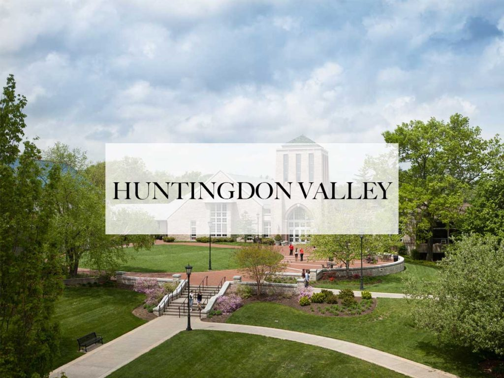 huntingdon valley limo service