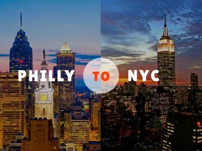 Shuttle Service Philly to NYC – 5 Ways to Manage your Transportation