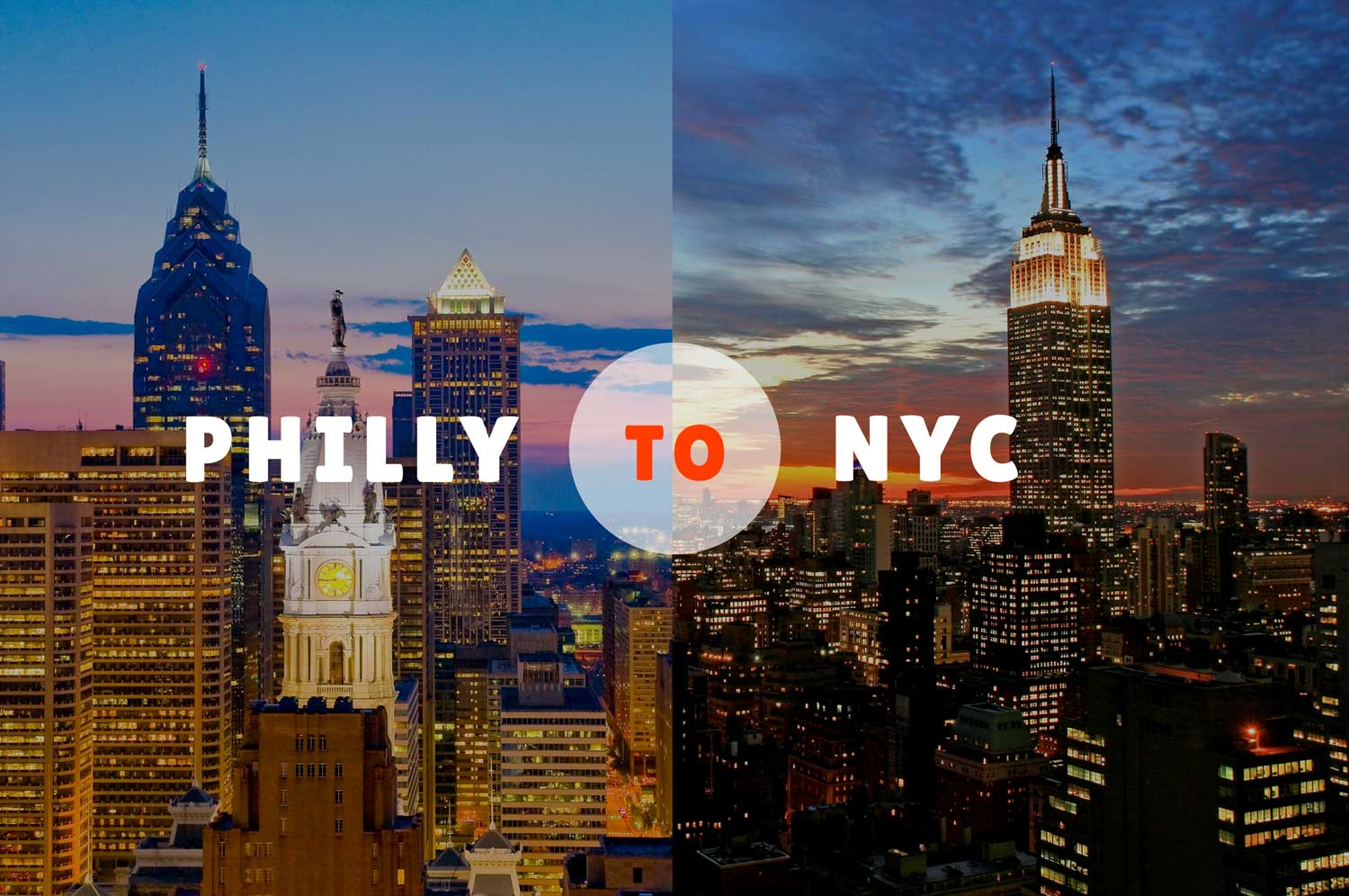 Shuttle Service Philly to NYC - 5 Better Ways to Manage your Transportation