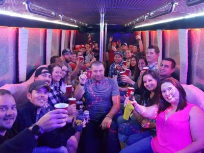 Only Fun People Ride in a Party Bus - Take This Quiz
