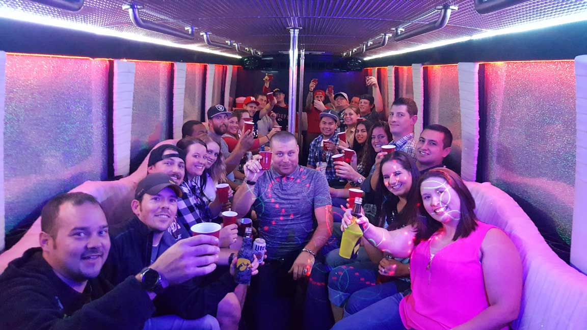 Only Fun People Ride in a Party Bus – Take This Quiz