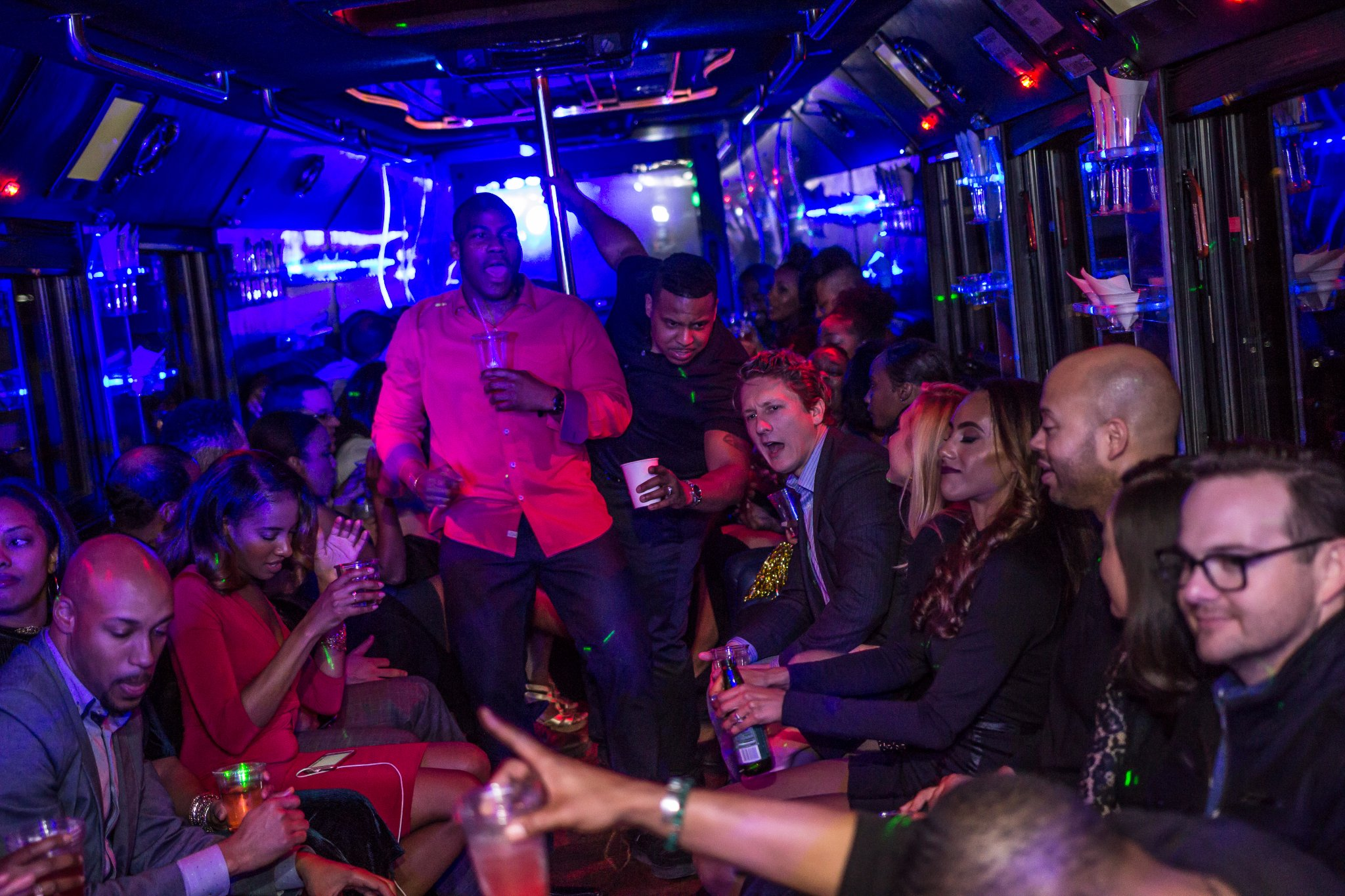 10 Fun Destinations with a KSTG Party Bus or Limo
