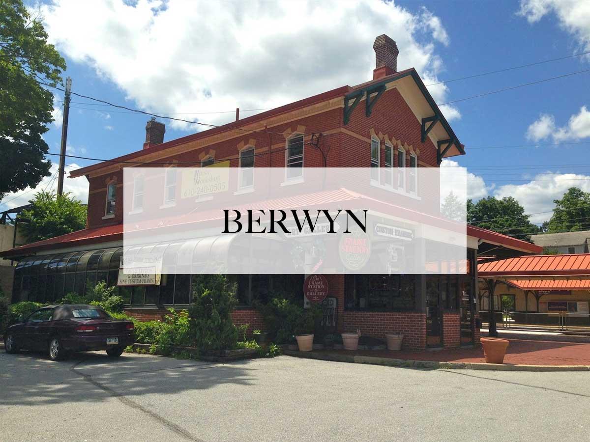 Limo Service in Berwyn, Pa