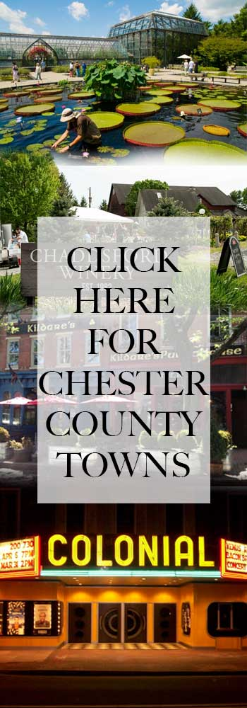 chester county towns