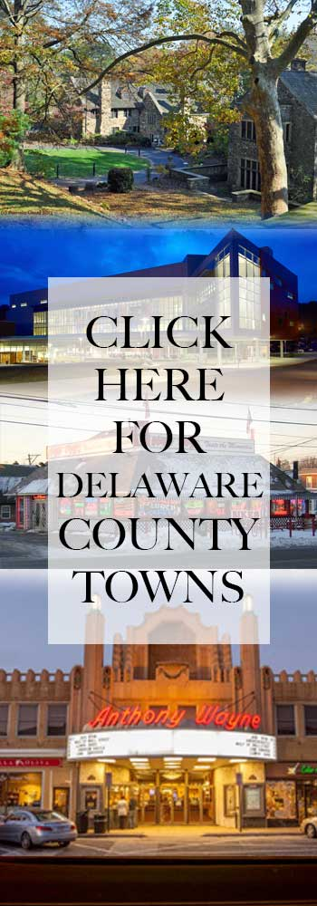 delaware county towns