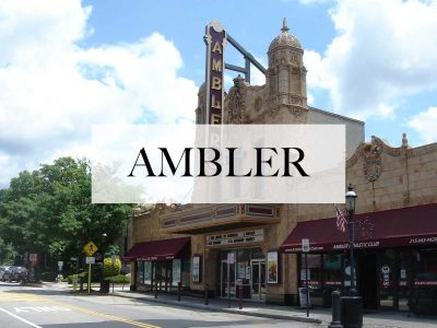 limo service in ambler, pa