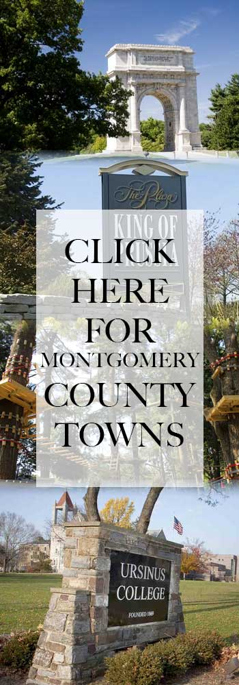 montgomery county towns
