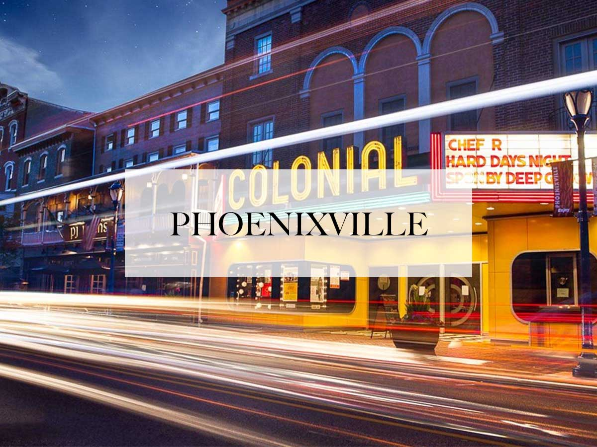Limo Service in Phoenixville, Pa