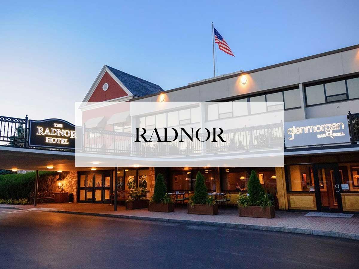 Limo Service in Radnor, Pa