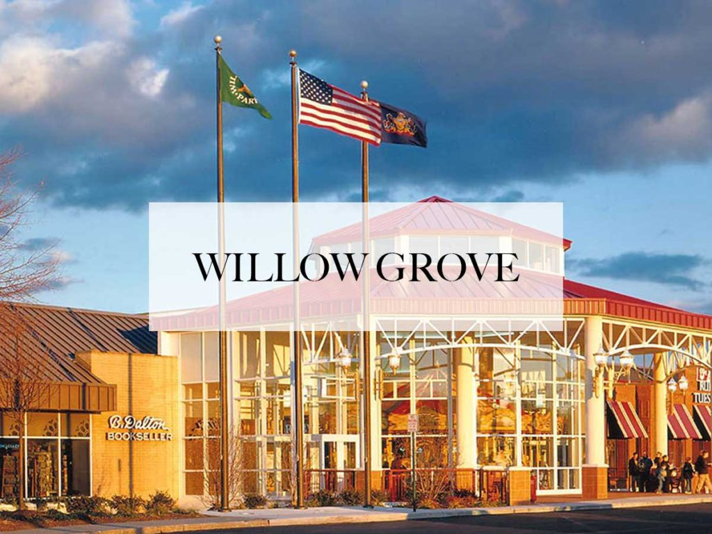 willow grove limo service