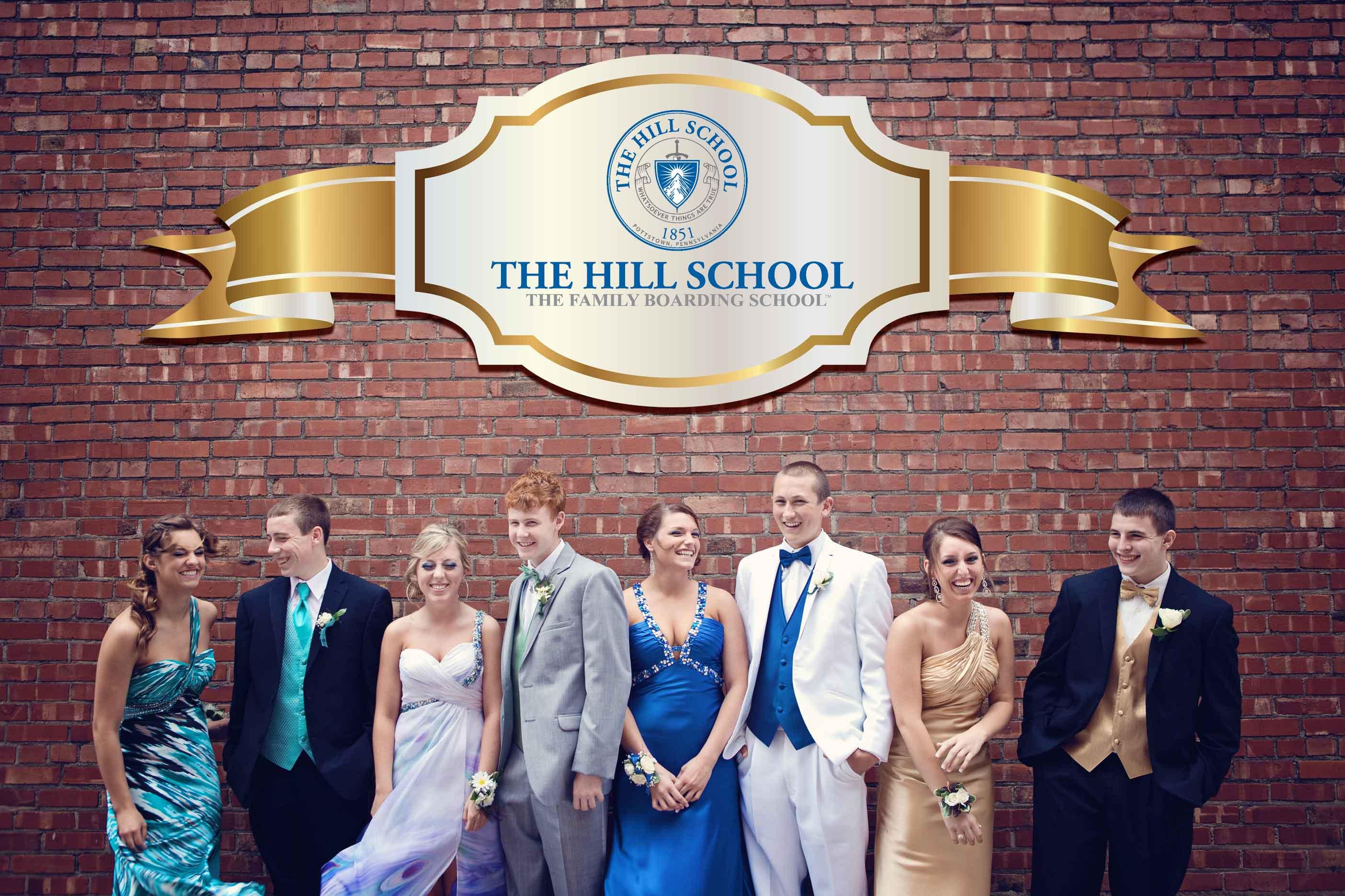 hill school prom
