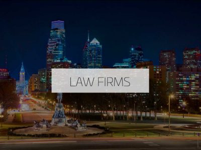 Corporate Transportation in Philadelphia, PA for Law Firms