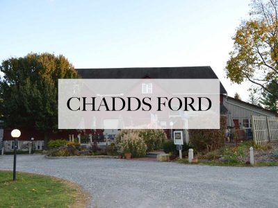 Limo Service in Chadds Ford, Pa