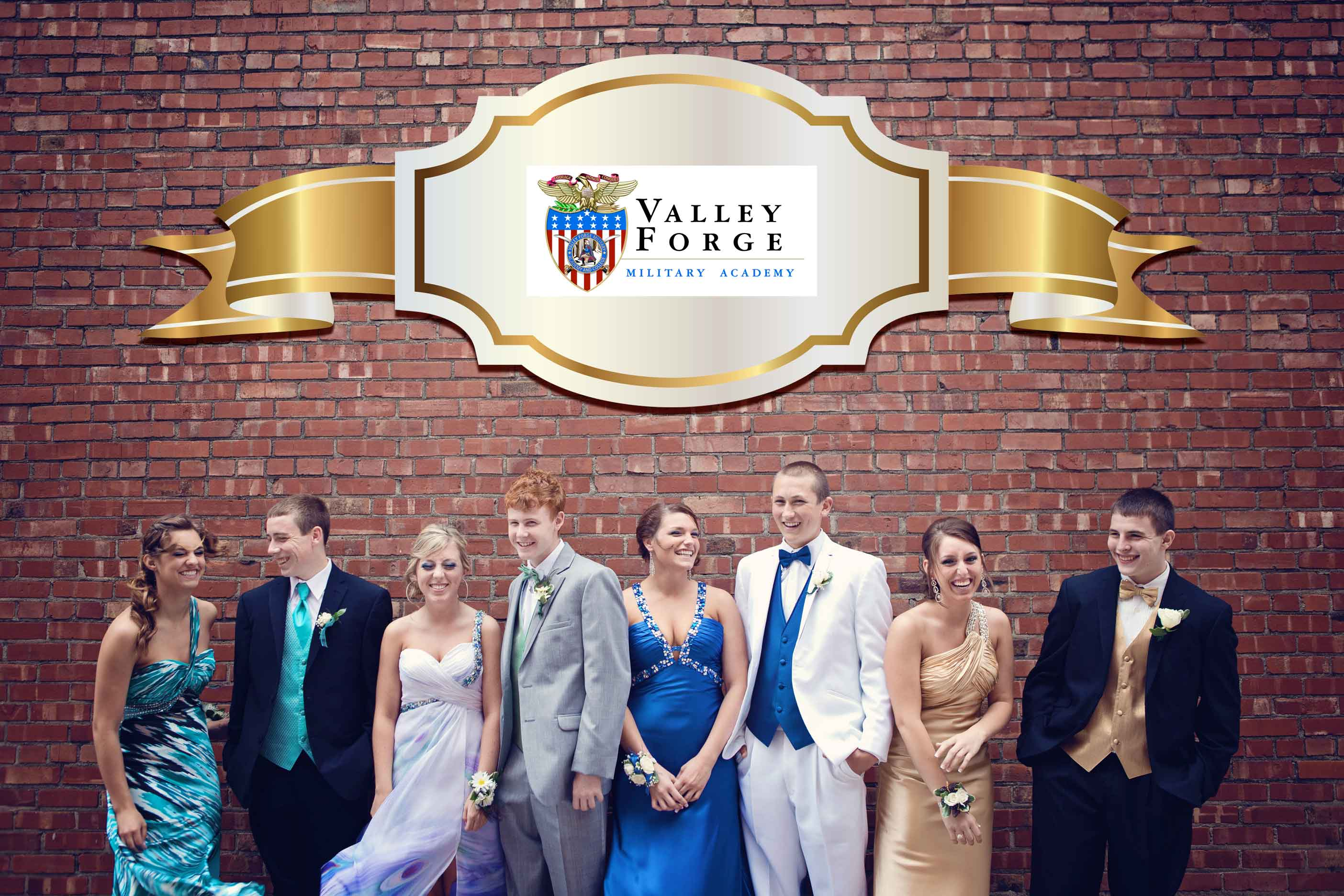 valley forge military academy prom