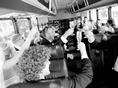 wedding shuttle service in philadelphia, pa