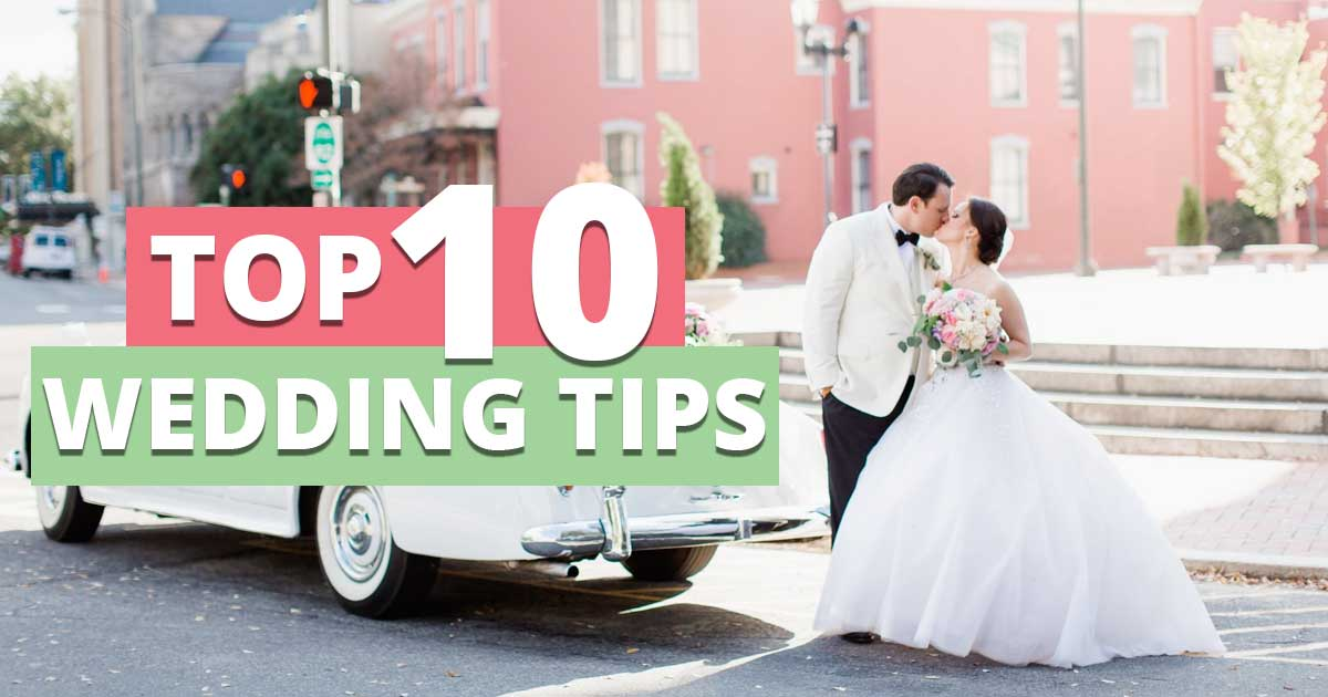 Stop! – Read These Top 10 Wedding Transportation Tips