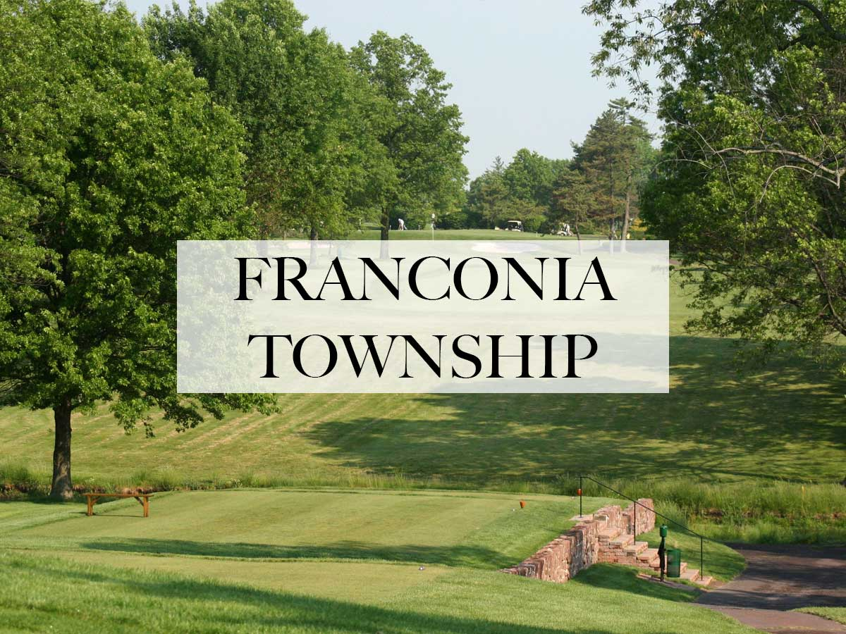 limo service in franconia township, pa