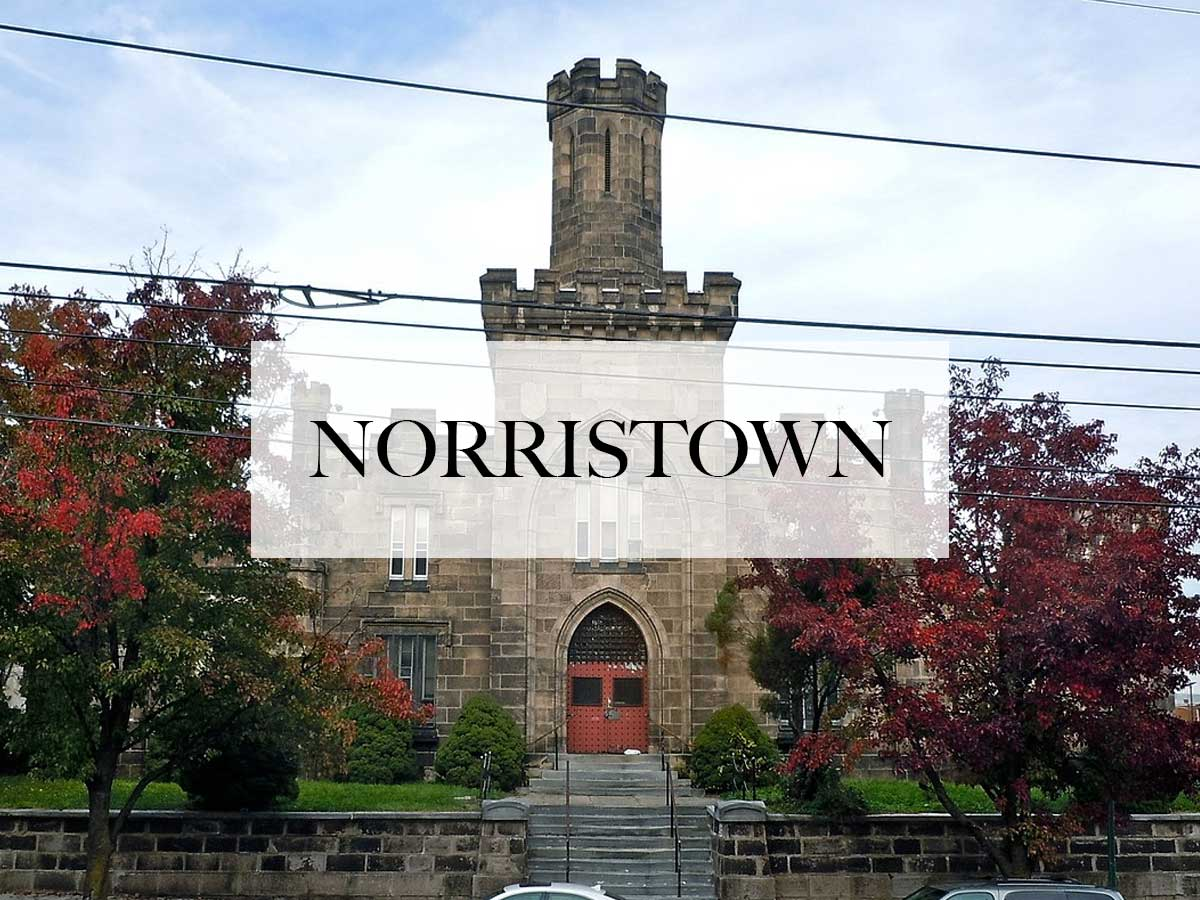 limo service in norristown, pa