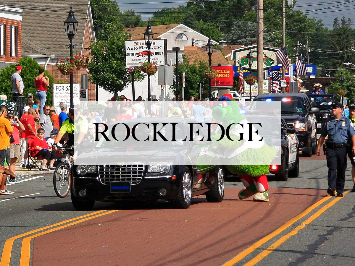 limo service in rockledge, pa