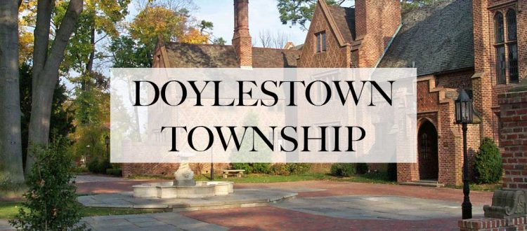limo service in doyslestown township, pa