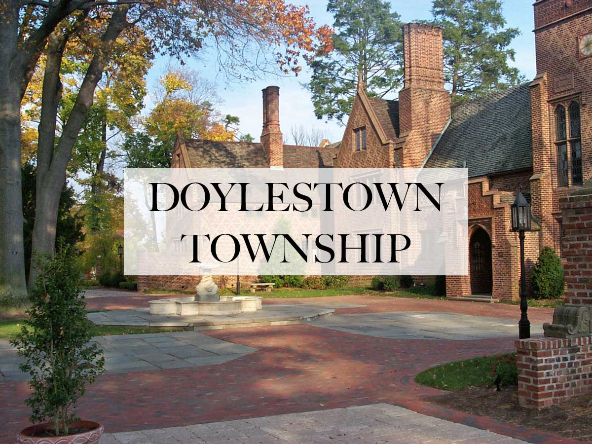 Limo Service in Doylestown Township, Pa