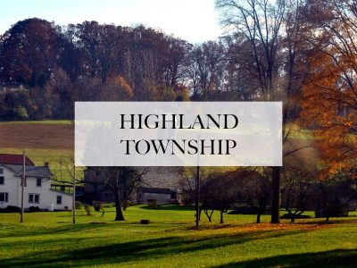 Limo Service in Highland Township, Pa
