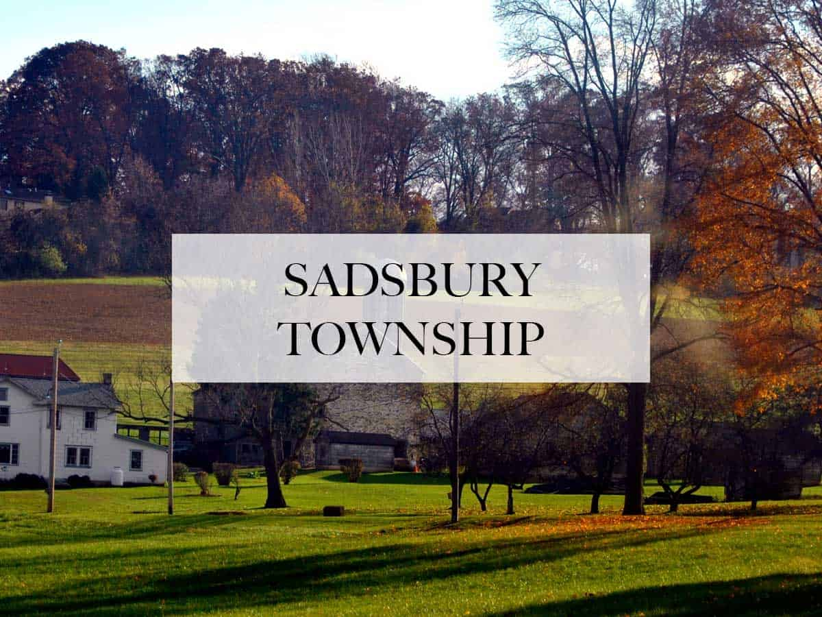 Limo Service in Sadsbury Township, Pa