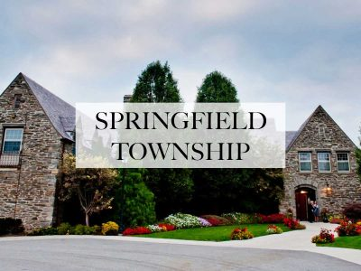 Limo Service in Springfield Township, Pa