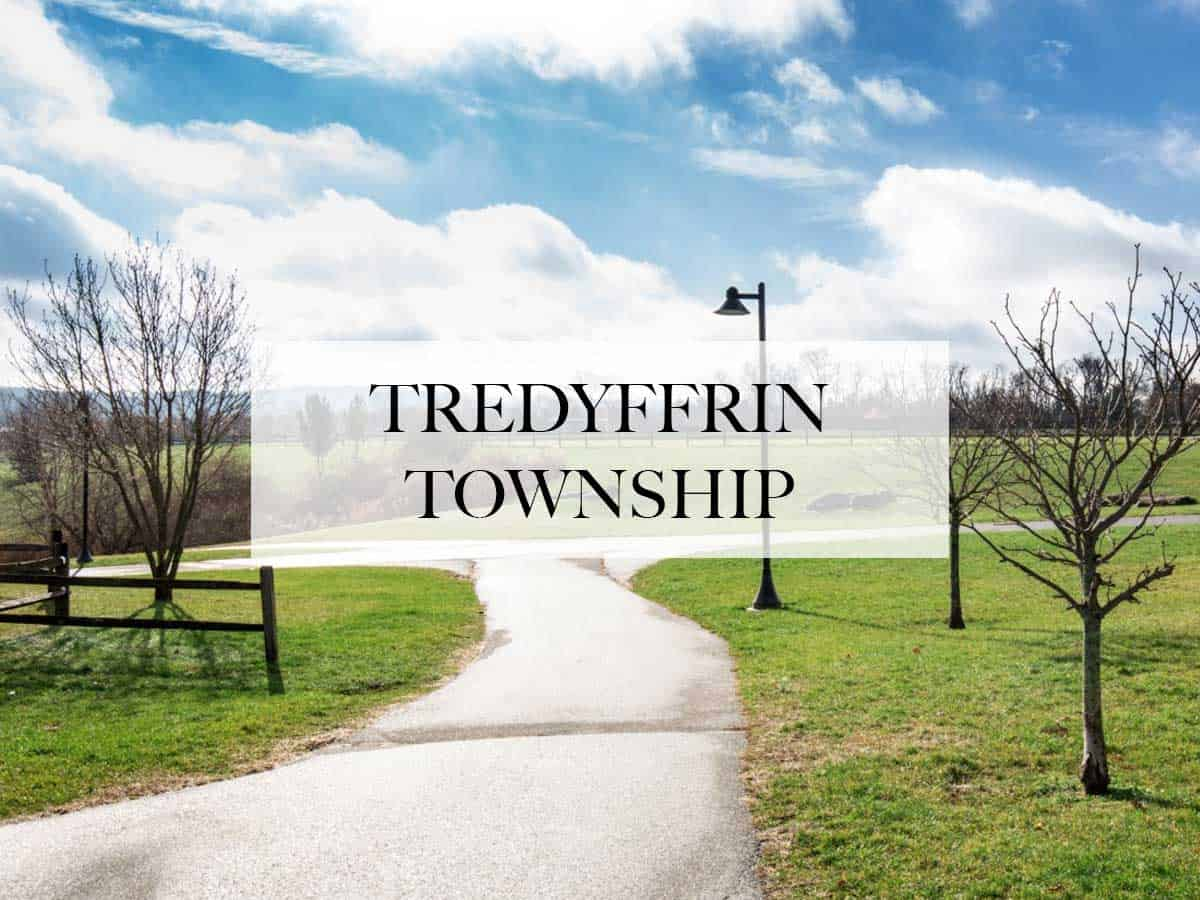 limo service in Tredyffrin township, pa