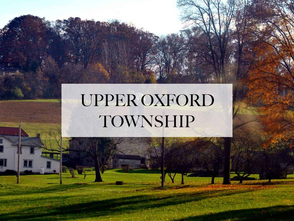 limo service in Upper Oxford township, pa