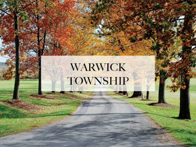 Limo Service in Warwick Township, Pa