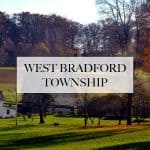 limo service in West Bradford township, pa