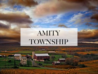 Limo Service in Amity Township, Pa