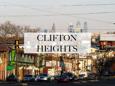 Limo Service in Clifton Heights, Pa