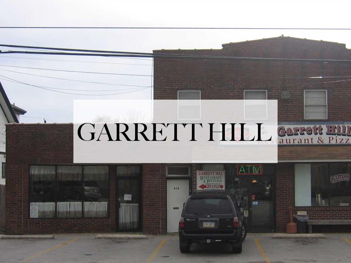 limo service in garrett hill, pa
