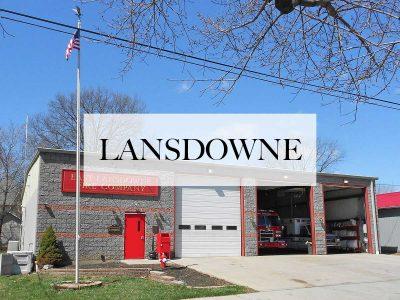 Limo Service in Lansdowne, Pa