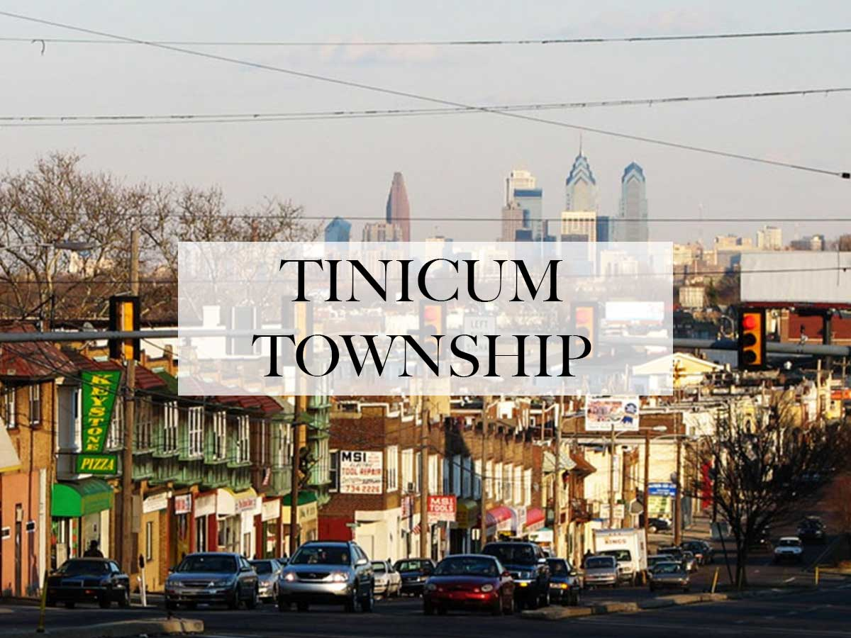 Limo Service in Tinicum Township, Pa