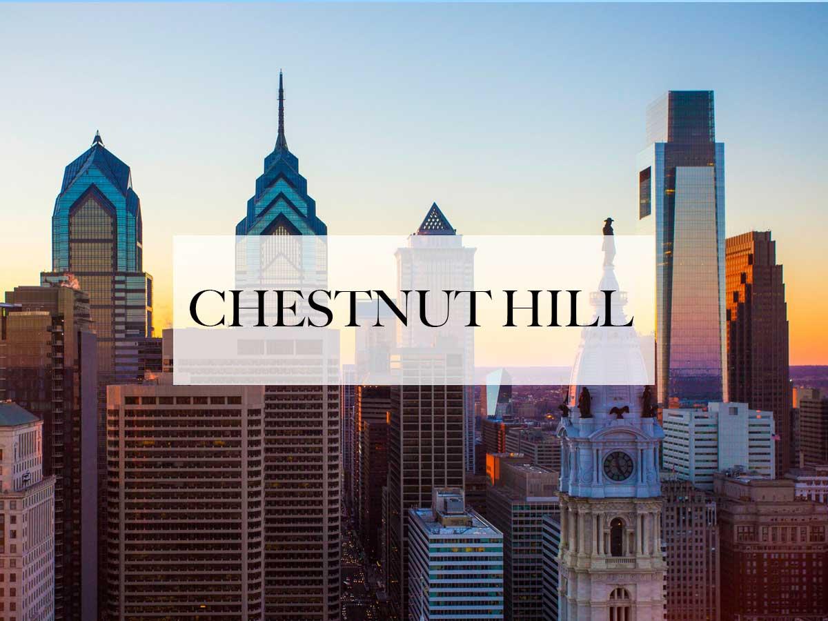 limo service in chestnut hill philadelphia, pa